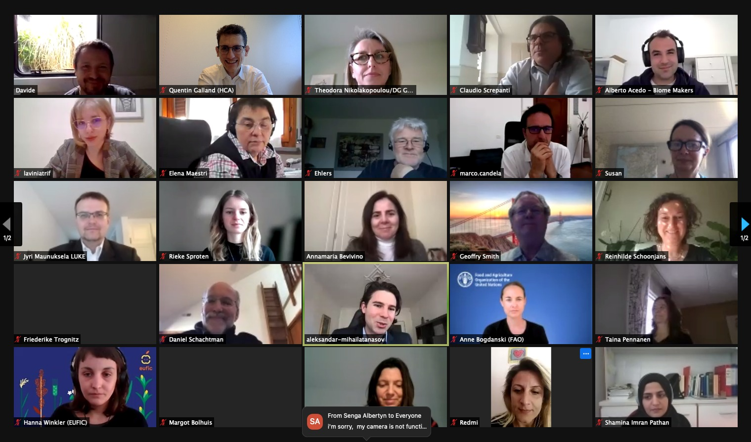 Insights into the online workshop on Plant & Soil Microbiomes