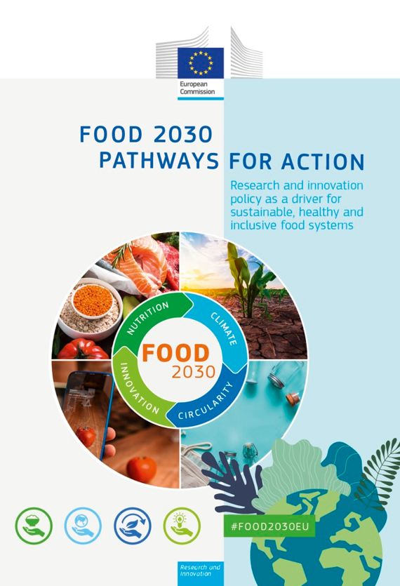 CIRCLES in the EC's FOOD 2030 Pathways for Action initiative